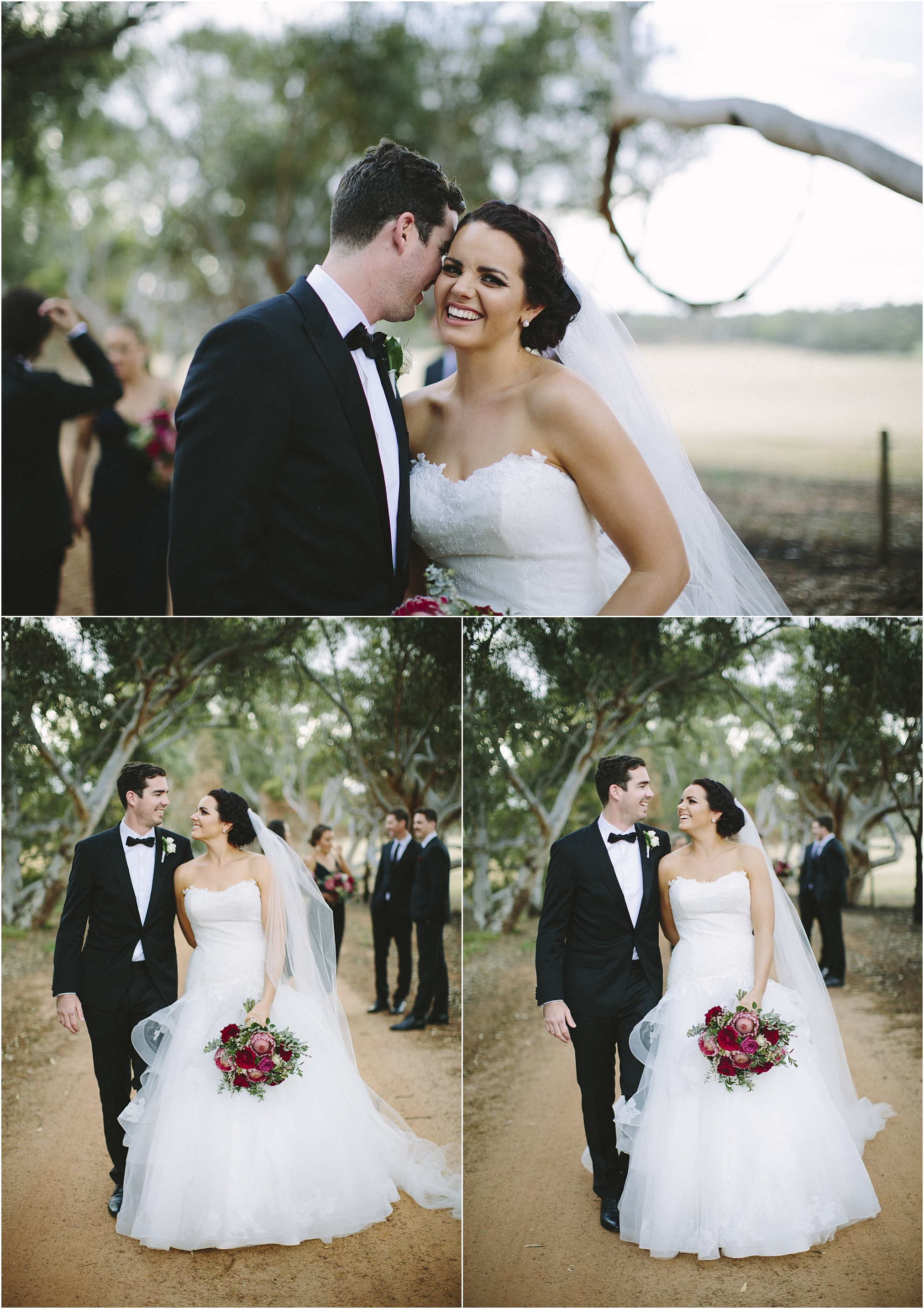 Jess + Jesse Moore | St Francis Cathedral + Nukara Farm | W.A – Luxe ...